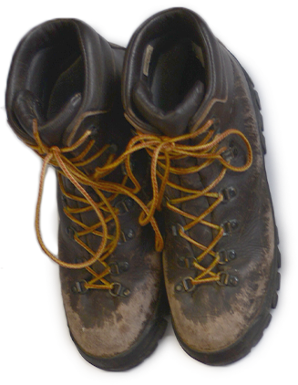Appropriate Footwear